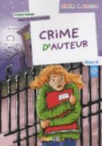 ADL : CRIME D'AUTEUR A2 (+ CD)