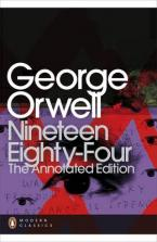 NINETEEN EIGHTY-FOUR THE ANNOTATED EDITION Paperback