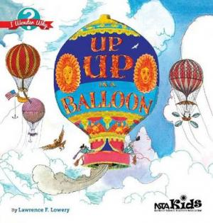 UP, UP IN A BALLOON  Paperback