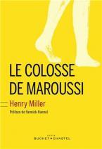 LE COLOSSE DE MAROUSSI Paperback