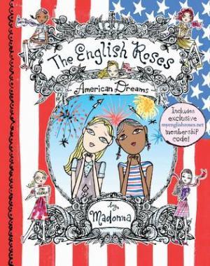 THE ENGLISH ROSES : AMERICAN DREAMS HC