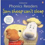 USBORNE PHONIC READERS : SAM SHEEP CAN'T SLEEP Paperback
