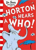 HORTON HEARS A WHO! Paperback