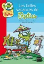 RP 1: LES BELLES VACANCES DE RATUS (LECTEUR DEBUTANTS) N/E