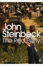 PENGUIN MODERN CLASSICS : THE RED PONY Paperback B FORMAT