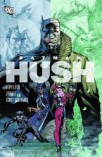 BATMAN : HUSH COMPLETE  Paperback