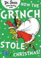 DR SEUSS : HOW THE GRINCH STOLE CHRISTMAS!  Paperback