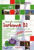 VOS CLES SORBONNE B1 N/E