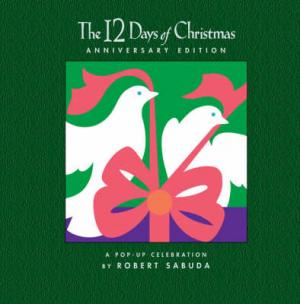 THE 12 DAYS OF CHRISTMAS ANNIVERSARY EDITION POP-UP