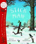 STICK MAN BOOK (+ CD) Paperback