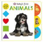 BABY'S FIRST ANIMALS HC