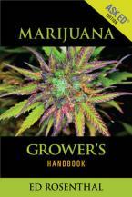 MARIJUANA GROWER'S HANDBOOK Paperback