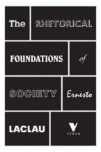 THE RHETORICAL FOUNDATIONS OF SOCIETY Paperback