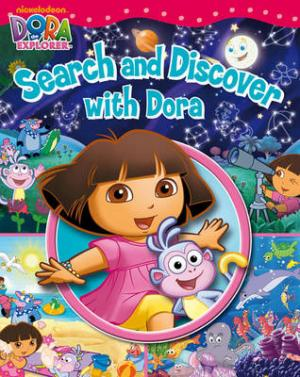DORA THE EXPLORER : SEARCH AND DISCOVER WITH DORA Paperback