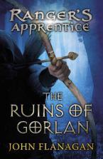 RANGER'S APPRENTICE 1: THE RUINS OF GORLAN Paperback B FORMAT