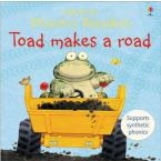 USBORNE PHONIC READERS : TOAD MAKES A ROAD Paperback