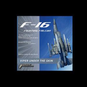 F-16 Fighting Falcon Viper Under The Skin