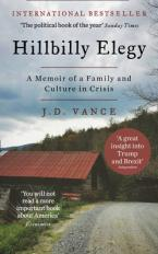 HILLBILLY ELEGY: A MEMOIR OF A FAMILY AND CULTURE IN CRISIS  HC
