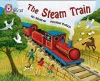 COLLINS BIG CAT : THE STREAM TRAIN BAND 04/BLUE PB
