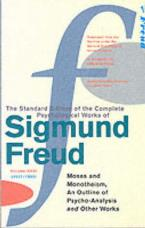 COMPLETE PSYCH.WORKS OF SIGMUND FREUD VOL 23 Paperback