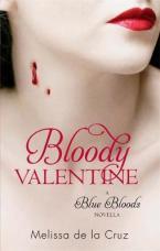 A BLUE BLOODS NOVEL : BLOODY VALENTINE Paperback