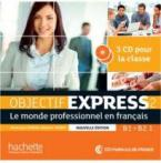 OBJECTIF EXPRESS 2 B1 + B2.1 CD AUDIO CLASS (3) N/E