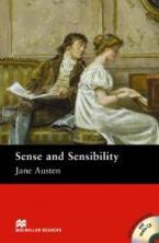 MACM.READERS 5: SENSE AND SENSIBILITY (+ AUDIO CD)