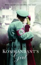 THE KOMMANDANT'S GIRL Paperback