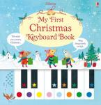 MY FIRST CHRISTMAS KEYBOARD Paperback
