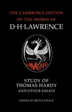 STUDY OF THOMAS HARDY AND OTHER ESSAYS Paperback