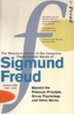 COMPLETE PSYCH.WORKS OF SIGMUND FREUD VOL 18 Paperback