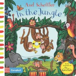 AXEL SCHEFFLER IN THE JUNGLE Paperback