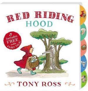 RED RIDING HOOD HC BBK