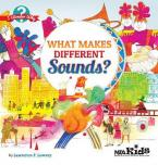 WHAT MAKES DIFFERENT SOUNDS?  Paperback