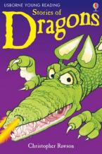 USBORNE YOUNG READING STORIES OF DRAGONS HC