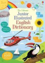 JUNIOR ILLUSTRATED ENGLISH DICTIONARY  Paperback