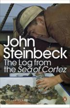 PENGUIN MODERN CLASSICS : THE LOG FROM THE SEA OF CORTEZ Paperback B FORMAT