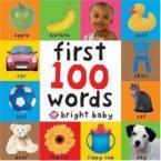 100 FIRST WORDS  HC