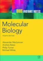 BIOS INSTANT NOTES IN MOLECULAR BIOLOGY  Paperback