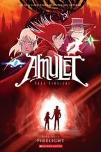 AMULET 7: FIRELIGHT Paperback