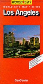 LOS ANGELES CITY MAP Paperback