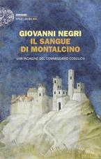 IL SANGUE DI MONTALCINO Paperback B FORMAT