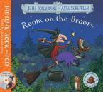 ROOM ON THE BROOM with CD HC