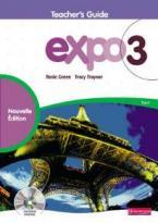 EXPO 3 TEACHER'S BOOK  GUIDE