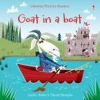 USBORNE PHONIC READERS : GOAT IN A BOAT  Paperback