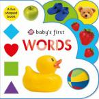 BABY'S FIRST WORDS HC