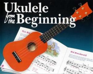 UKULELE FROM THE BEGINNING Paperback