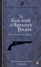 THE PENGUIN SHERLOCK HOLMES COLLECTION 9: THE CASE-BOOK OF SHERLOCK HOLMES Paperback A FORMAT