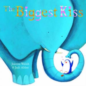 THE BIGGEST KISS Paperback