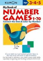 MY BOOK OF NUMBER GAMES 1-70  Paperback